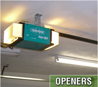 Garage Door openers services