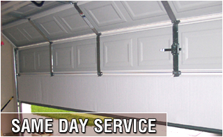 Garage Door same day service