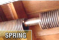 Garage Door springs services